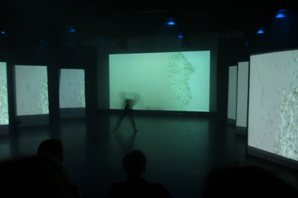 Moving Image Projections